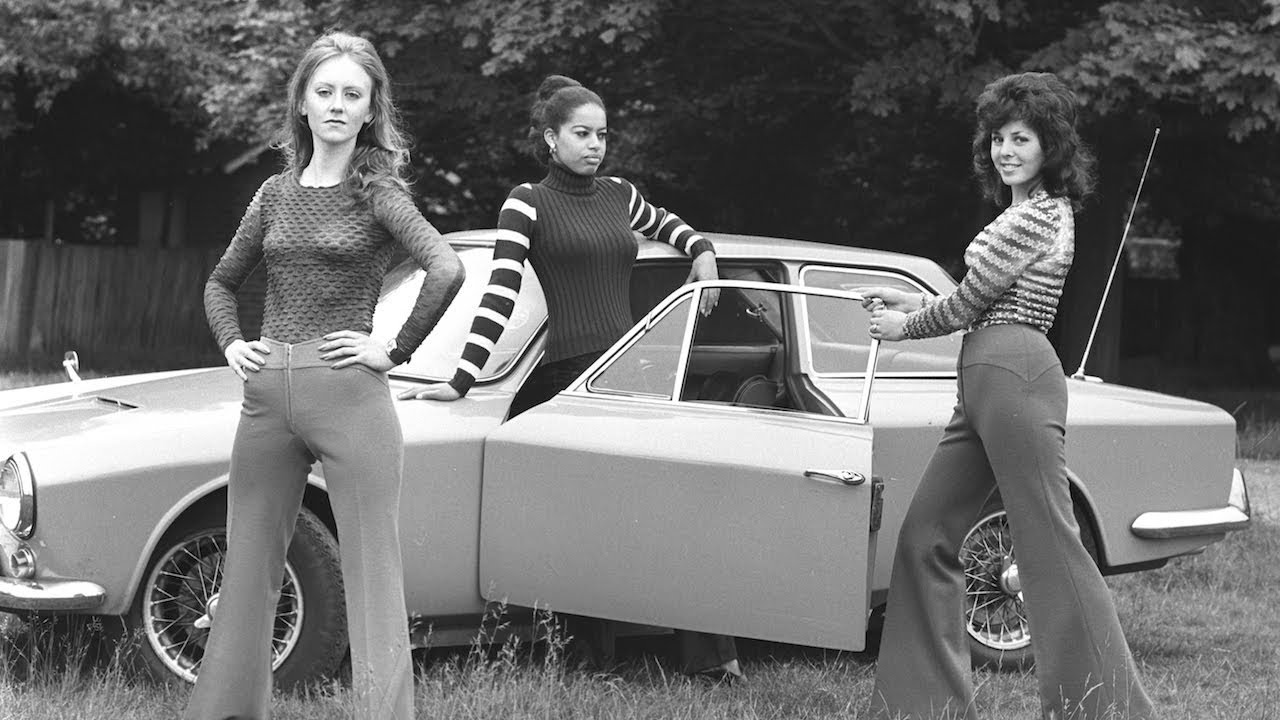 Throwback To Fashion In The 1970s